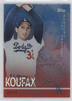 Sandy Koufax /50