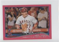 Series Two Checklist (Mike Trout) /25