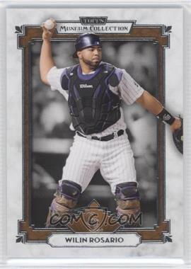 2014 Topps Museum Collection - [Base] - Copper #11 - Wilin Rosario