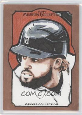 2014 Topps Museum Collection Canvas Collection Originals #PRFI - Prince Fielder /1