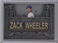 Zack Wheeler /1