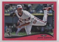 John Danks /50