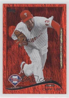 2014 Topps Red Hot Foil #629 - Cliff Lee