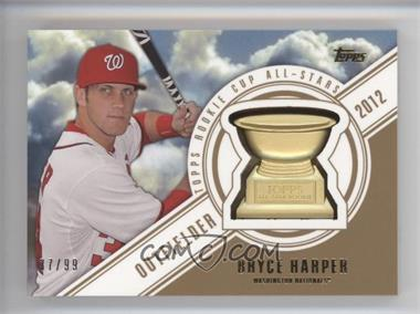 2014 Topps Rookie Cup All-Stars Commemorative #RCAS-23 - Bryce Harper /99