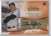 Chase Whitley /15