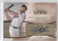 Charlie Blackmon /35