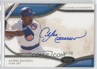 Andre Dawson /50