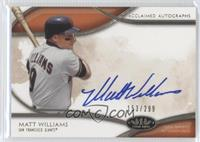 Matt Williams /299