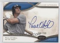 Paul O'Neill /299