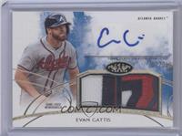Evan Gattis /25