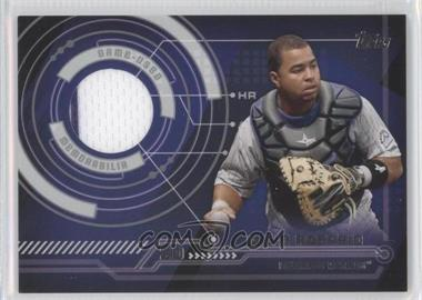 2014 Topps Trajectory Relics #TR-WR - Wilin Rosario