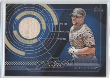 2014 Topps Trajectory Relics #TR-YA.1 - Yonder Alonso (48 on Sleeve)
