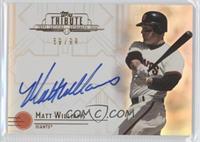 Matt Williams /99