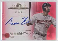 Aaron Hicks /45