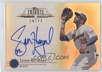 Jason Heyward /30