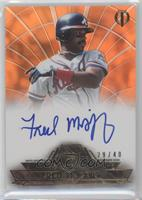 Fred McGriff /40
