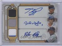 Mike Piazza, David Wright, Pedro Martinez /27
