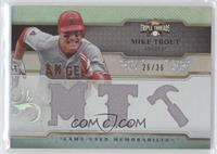 Mike Trout /36