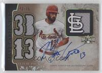Matt Carpenter /75