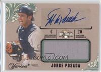 Jorge Posada /50