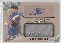 Zack Wheeler /50