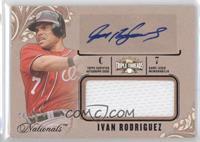 Ivan Rodriguez /75