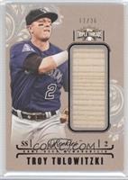 Troy Tulowitzki /36