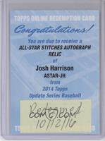 Josh Harrison /25 [REDEMPTION Being Redeemed]