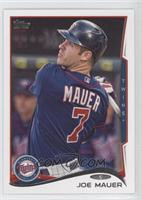 Joe Mauer Sparkle