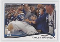 Hanley Ramirez (Dark Shirt)