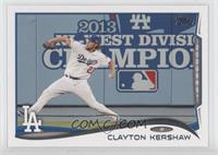 Clayton Kershaw (Fence in background)