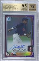 Nick Gordon /250 [BGS 9.5]