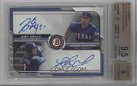 Joey Gallo, Jorge Alfaro /99 [BGS 9.5]