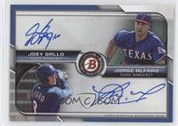 Joey Gallo, Jorge Alfaro /99
