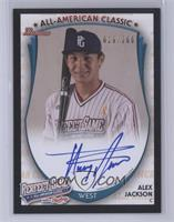 Alex Jackson (2013 Perfect Game) /200 [Near Mint‑Mint+]