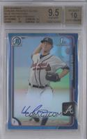 Wes Parsons /150 [BGS9.5]
