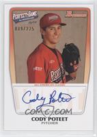 Cody Poteet (2011) /225