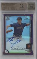 Max Wotell /250 [BGS 10]