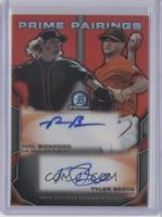 Tyler Beede, Phil Bickford /5