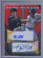 Cole Tucker, Kevin Newman /5