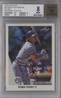 Robin Yount /40 [BGS 8]