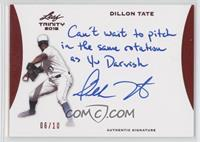 Dillon Tate /10