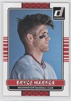 Bryce Harper (Photo Variation: Mohawk)