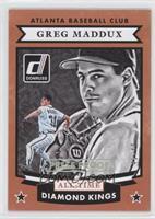 Greg Maddux /49