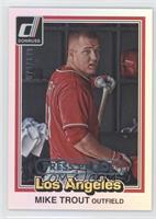 Inaugural 1981 Edition - Mike Trout /199