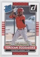 Yorman Rodriguez /199
