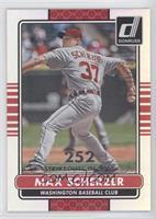 Max Scherzer /252