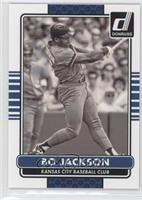 Bo Jackson (Black and White Photo Variation)