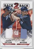 Wil Myers, Justin Upton