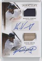 David Ortiz, Kennys Vargas /20